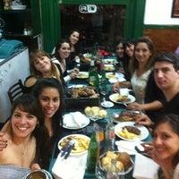 Photo taken at La Taberna de Roberto by Hugo M. on 12/19/2012