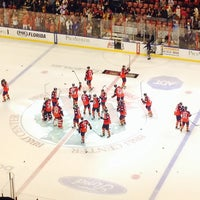 Photo taken at BB&T Center Center Ice by Hugo M. on 1/5/2014