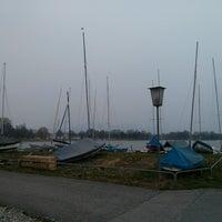 Photo taken at Hafen Hard by Max M. on 3/24/2013