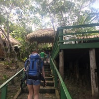 Photo taken at Amazon Antonio Jungle Tours by Yura on 6/24/2017