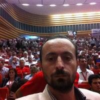 Photo taken at Congresium Ankara, ATO by Alper on 9/6/2014