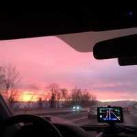 Photo taken at I87/I287 by Maria K. on 2/21/2014
