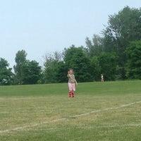 Photo taken at Behrend Fields by Dawn H. on 6/23/2013