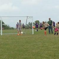 Photo taken at Behrend Fields by Dawn H. on 6/30/2013