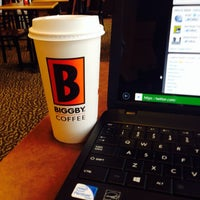 Photo taken at Biggby Coffee by CK on 10/4/2013