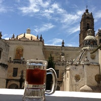 Photo taken at Hosteria Del Convento by Christian L. on 4/14/2013