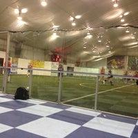 Photo taken at Fairfax Sportsplex by Chris M. on 4/7/2013