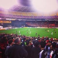 Photo taken at Robert F. Kennedy Memorial Stadium by Chris M. on 3/10/2013
