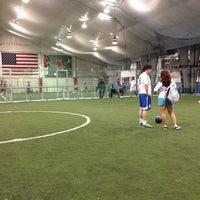 Photo taken at Fairfax Sportsplex by Chris M. on 4/15/2013
