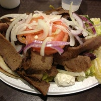 Photo taken at Oakland Gyros by Sunny on 1/5/2013