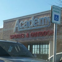 Photo taken at Academy Sports + Outdoors by Darrell P. on 12/30/2012