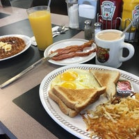 Photo taken at Waffle House by Shaghayegh P. on 9/10/2016