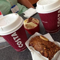 Photo taken at Costa Coffee by Mitch D. on 6/20/2013