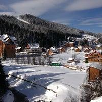 Photo taken at Avstriiska Haliavyna by Артур М. on 3/17/2013
