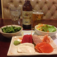 Photo taken at Tokyo Sushi by Chuck B. on 1/25/2015