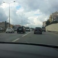 Photo taken at Aydınlı Kavşağı by Zeynep Aşkım E. on 10/18/2014