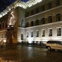 Photo taken at Latvijas Republikas Saeima  |  Saeima of the Republic of Latvia by Kristaps K. on 12/31/2012