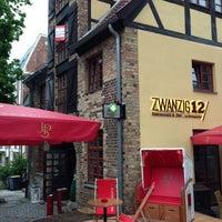 Photo taken at Zwanzig12 by Katrin G. on 5/20/2013