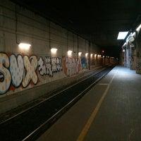 Photo taken at Stazione Suburbana Bologna Zanolini by Elena A. on 11/29/2013