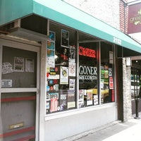 Photo taken at Goner Records by Johnny M. on 6/6/2015