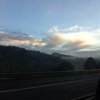 Photo taken at Desviacion Huachinango Puebla by Samantha H. on 8/23/2014