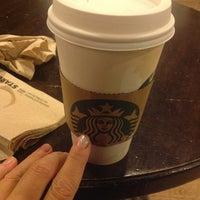 Photo taken at Starbucks by Марина В. on 1/17/2013