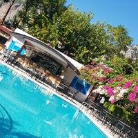 10/16/2017 tarihinde 🎀FilizZz🎀 ✌.ziyaretçi tarafından Gocek Lykia Resort Hotel'de çekilen fotoğraf
