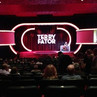 Photo taken at Terry Fator Theatre by Aron O. on 12/23/2012