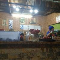 Photo taken at Pizzería El Sabor de Los 4 Quesos by Michael M. on 7/9/2013