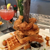 Photo Taken At Hash House A Go Go By Thandi D. On 12/9