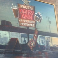 Photo taken at Pace's Dairy Ann by Jack W. on 8/31/2013