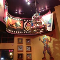 Photo taken at Mellow Mushroom by Bill N. on 3/8/2013