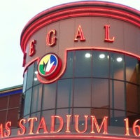 Photo taken at Regal Cinemas Everett Mall 16 & RPX by Alex K. on 11/12/2012