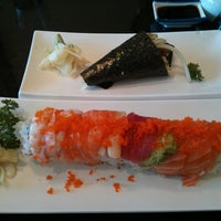 Photo taken at Sushiya by Melissa A. on 10/3/2013