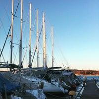 Photo taken at Funtana marina by Hofrat | Clemens S. on 1/16/2016