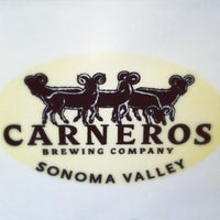 7/27/2013にJeff B.がCarneros Brewing Companyで撮った写真