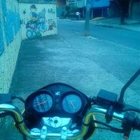 Photo taken at 5109-41 (São Mateus - Metro Tamanduatei) by Geovane S. on 10/31/2013