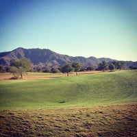 Photo taken at Aguila Golf Course by Steve D. on 11/21/2012