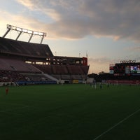 Photo taken at Camping World Stadium by Ryan S. on 4/19/2013