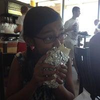 Photo taken at Freebirds World Burrito by Cynthia S. on 4/20/2013