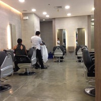Photo taken at Bruno's Barbers by Daphne A. on 2/12/2016