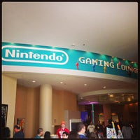 Photo taken at Nintendo Game Lounge by Eddie L. on 7/20/2013