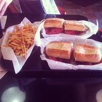Photo taken at Firestone Grill by Eddie L. on 4/8/2013