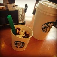 Photo taken at Starbucks by 十六夜 J. on 4/14/2013