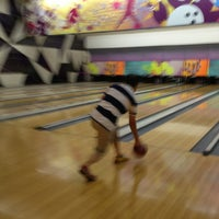 Photo taken at Spincity Bowling Alley by Ronalda P. on 3/18/2013