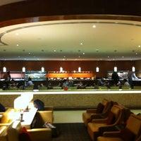 Photo taken at The Emirates Lounge by Rajesh B. on 3/13/2014