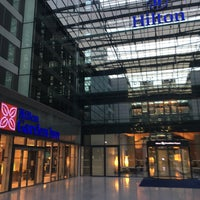 photo taken at hilton garden inn frankfurt airport by rajesh b on 223 - Hilton Garden Inn Frankfurt Airport