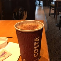 Photo taken at Costa Coffee by Yasmeen . on 7/21/2017