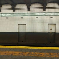 Photo taken at MTA Subway - 23rd St (F/M) by Zoe A. on 6/27/2016