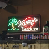 Photo taken at Harry's Beach Bar by Zoe A. on 5/28/2017